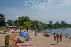 Bensheim,Sommer am Badesee, ,, Bild: Thomas Neu