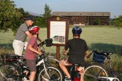Fahrradtouren im Flachen