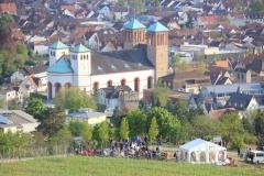 """Wander-Event """"1. Mai"""" - Weinberge in Bensheim"""