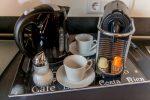 Nespresso-Kaffeemaschine in Ferienwohnung Bensheim