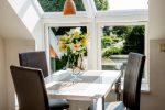 Suite Cappuccino - mit Panoramafenster im Stammhaus (Premium-Kategorie)