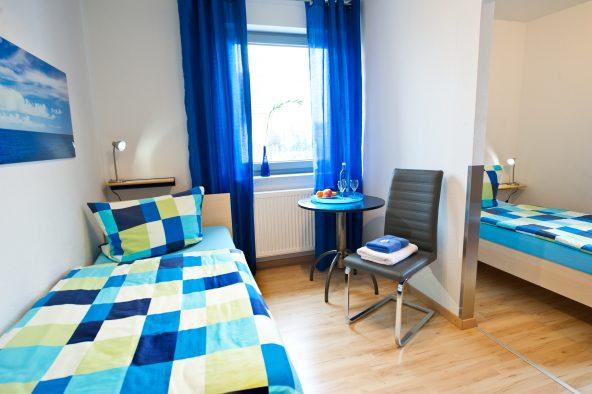 Ferienwohnungen und Zimmer für Geschäftsreisende und Monteure