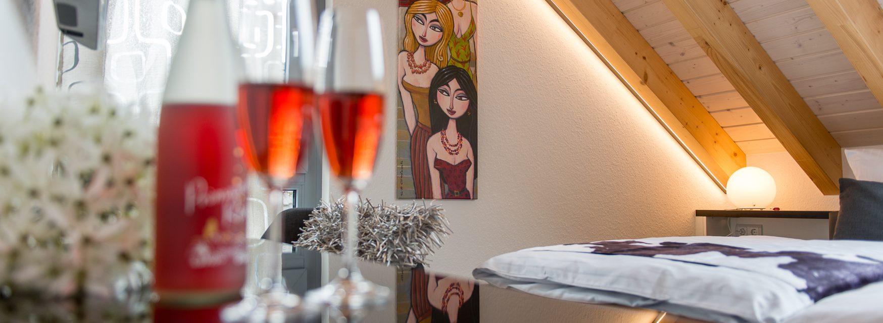 Ferienwohnungen Bensheim | Apartmenthaus Bergstraße | Fam. Horster