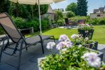 Ferienwohnung Family Garten - mit großer Terrasse