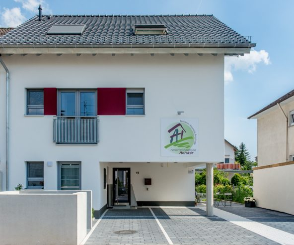 Apartmenthaus Horster