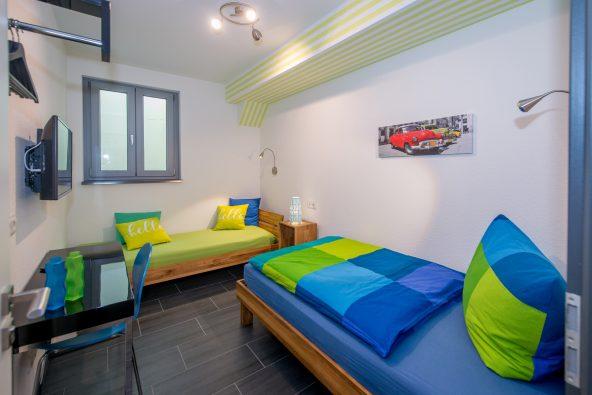 ab 40 €/1 Person/Gästezimmer(nur Lastminute) für einen erholsamen Feierabend