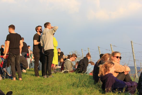 Wander-Events locken viele Besucher nach Bensheim