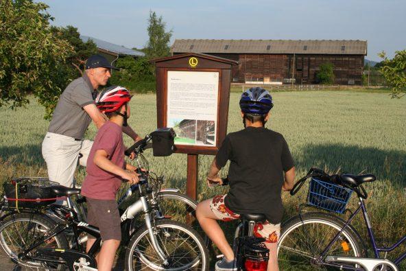 Leichte und schwierige Fahrradtouren für jedes Alter und jedes Können