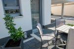 Apartment Business - Erdgeschoss mit eigener Terrasse
