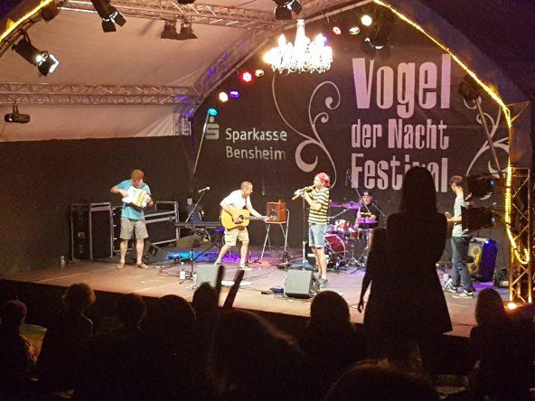 Die beliebten Musikfestivals in Bensheim und naher Umgebung um das Team von Harry Hegenbarth