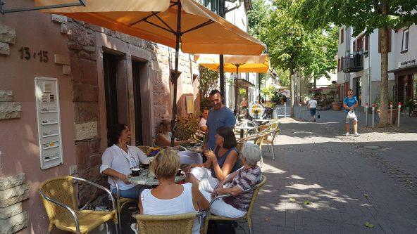 Genusstour durch Bensheim mit unserem Local-Guide