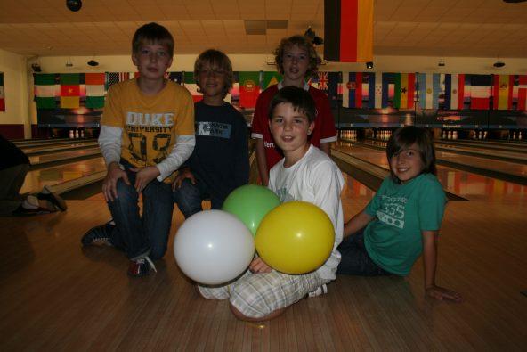 Die naheliegende Bowlinghalle Bensheim - ein Spaß für Große und Kleine