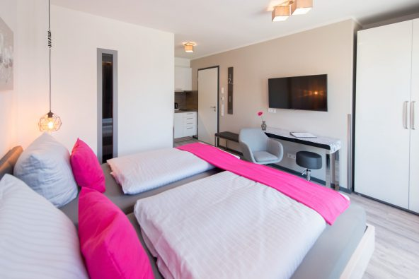 Möbliert wohnen auf Zeit - Apartment Lifestyle bei Horster Bensheim/Bergstraße