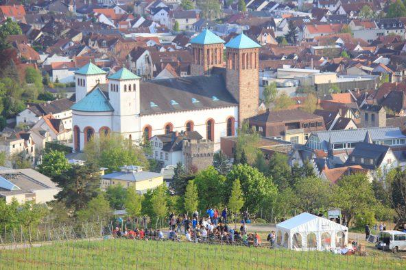 Urlaub & Freizeit in Bensheim an der Bergstraße und Umgebung