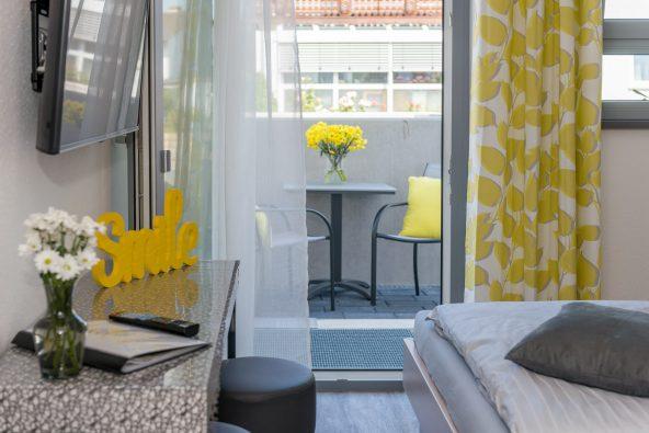 Kleine und große Business-Apartments bei Mannheim