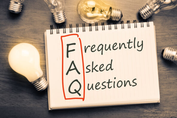 FAQ ( frequently asked questions ) - Antworten zu häufige Fragen zum Aufenhalt