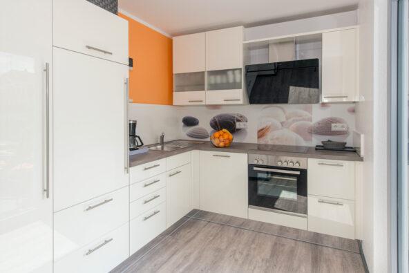 Monteurzimmer bei Ludwigshafen - vollständig ausgestattete Zimmer und Küchen