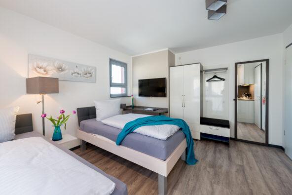 Kleine und große Wohnungen, Unterkünfte und Monteurzimmer Ludwigshafen