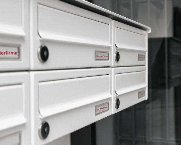 Briefkasten mieten für Ihr virtual Office in Bensheim a. d. Bergstraße