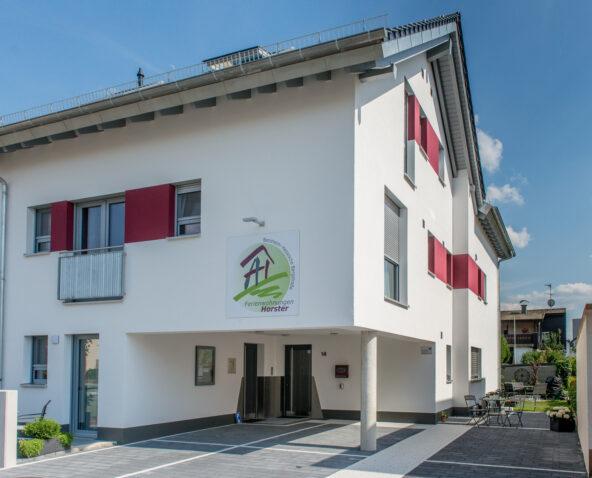 Urlaub in Süd-Hessen bei Apartments und Ferienwohnungen Horster ohne 3G-Regln und ohne 2G-Regeln
